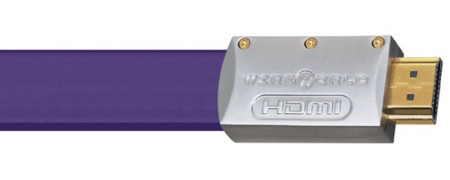 WireWorld UHH15.0M, Ultraviolet 5.2, видеокабель HDMI, 15 метров
